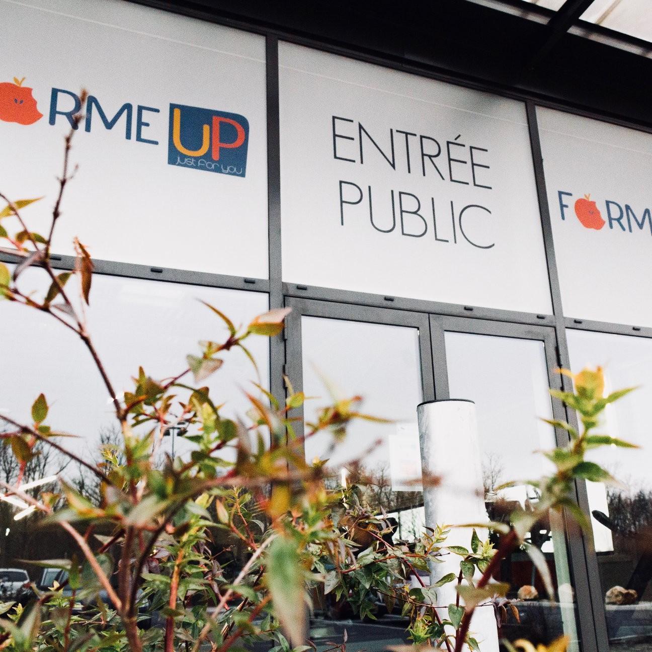 Forme Up Angoulême