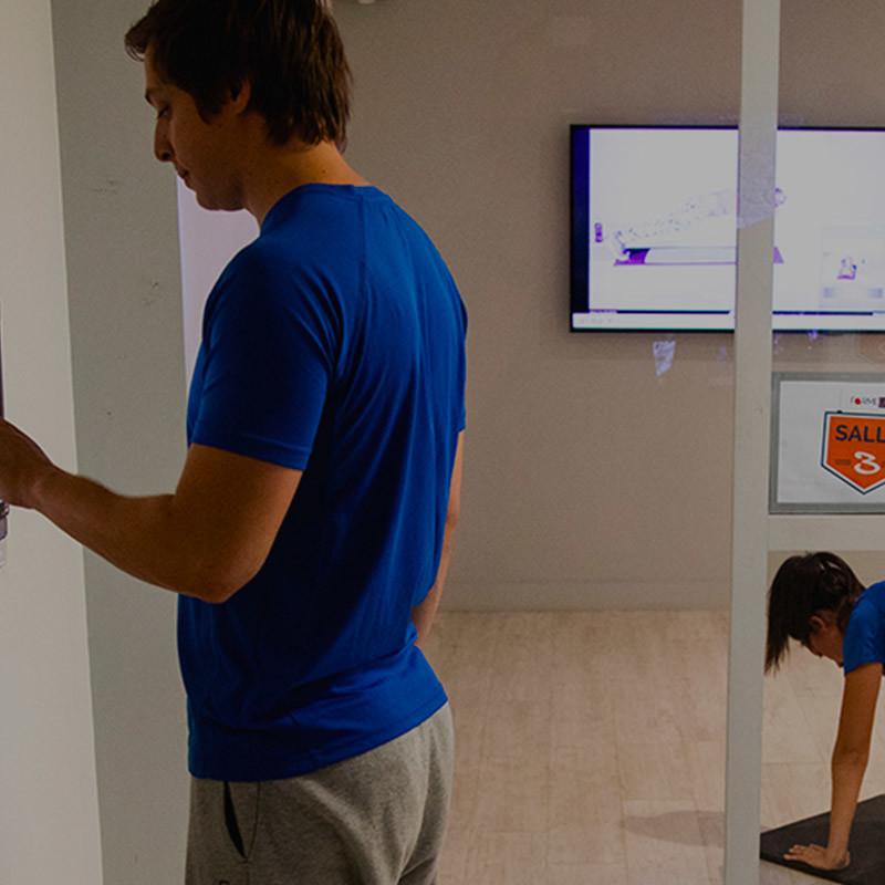Salle de fitness La Couronne